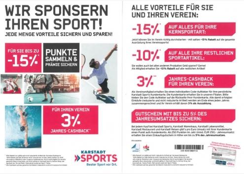 Karstadtsports De